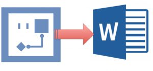 Export your logigrams in Word, Excel, Powerpoint